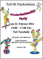 TUS Party Kinder