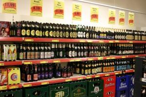 Bier-im-supermarkt