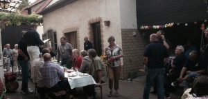 Weingut Petry 60 Geburtstag