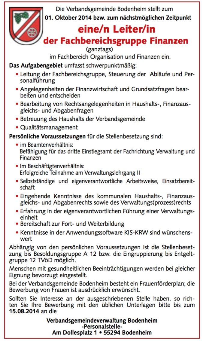 Jobs 2014 08