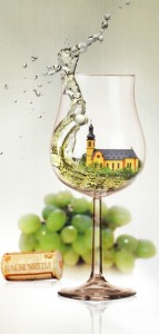 Weinglas Nackenheim