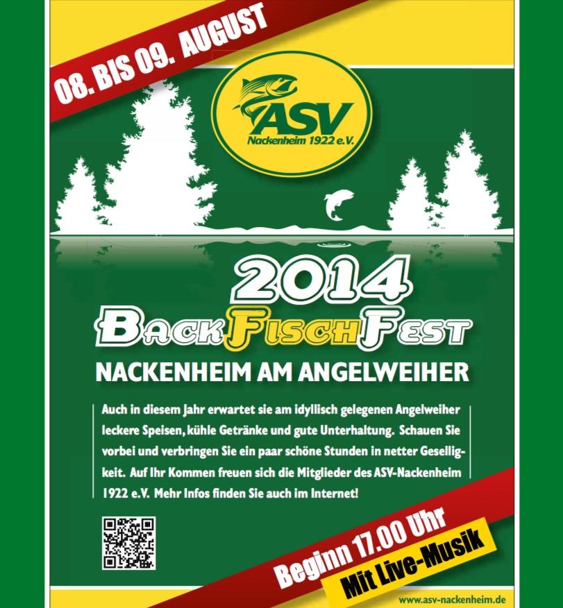 Backfischfest 2014