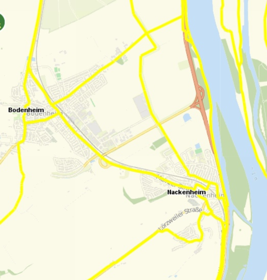 Radwege Radwanderland de