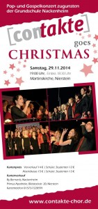 Contacte 2015 Christmas