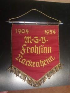 MGV Frohsinn logo