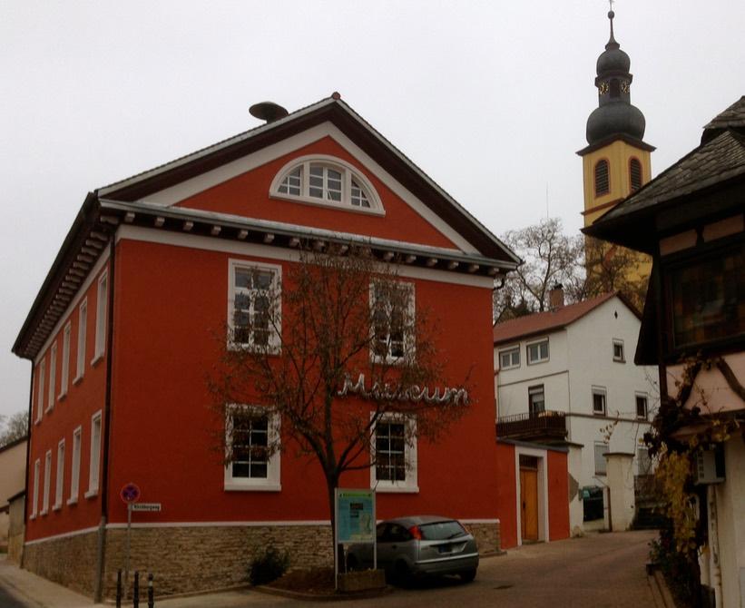 Ortsmuseum 2014 ohne Gerüst