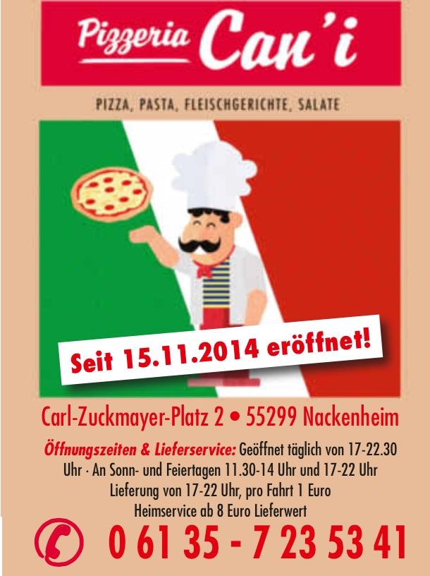 Pizzeria Cani