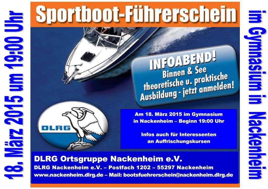 dlrg 2015 sportboot führerschein