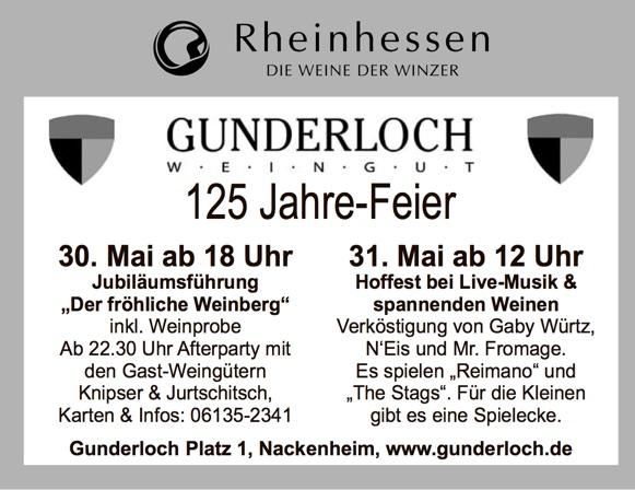 Gunderloch 125 2015