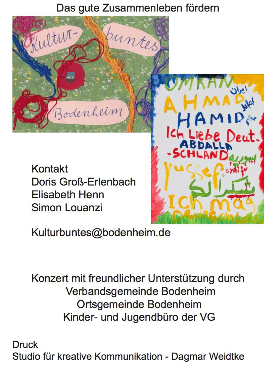 benefitzkonzert Bodenheim 2 2015