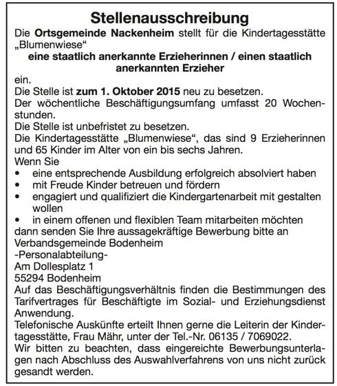 jobs nackenheim 2015 08