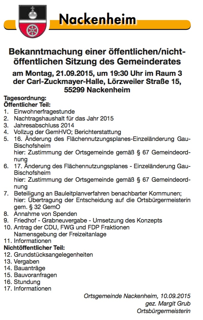 gemeinderat 2015 09