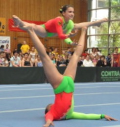 Sportakrobatik