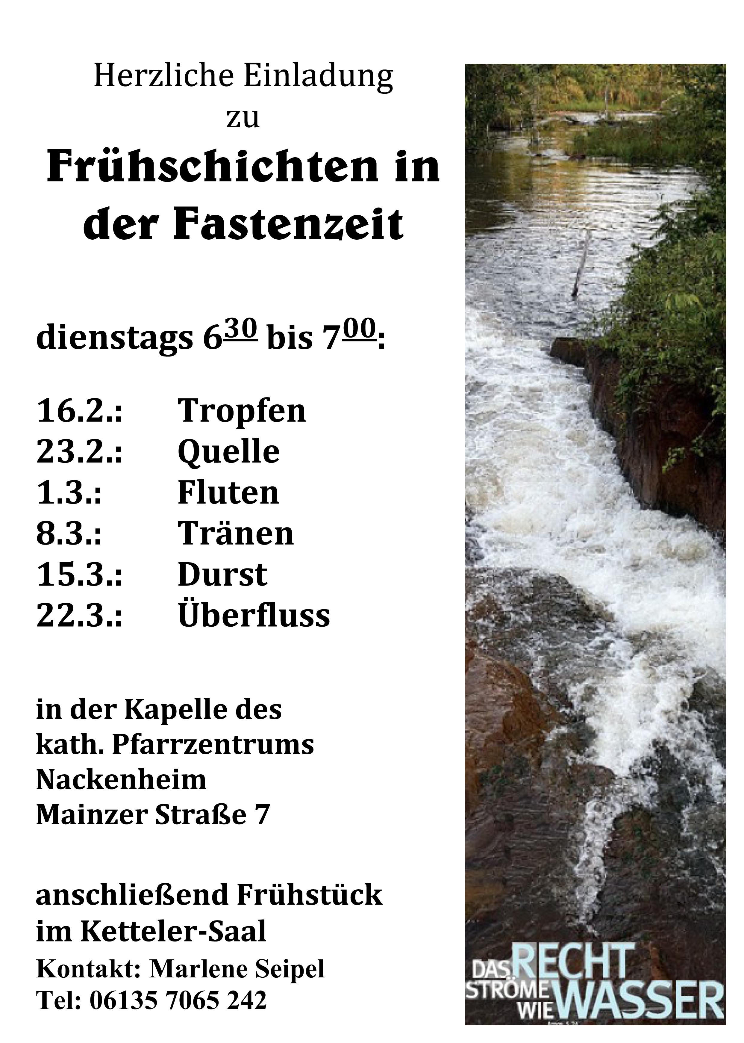 2016 01 Frühschichten