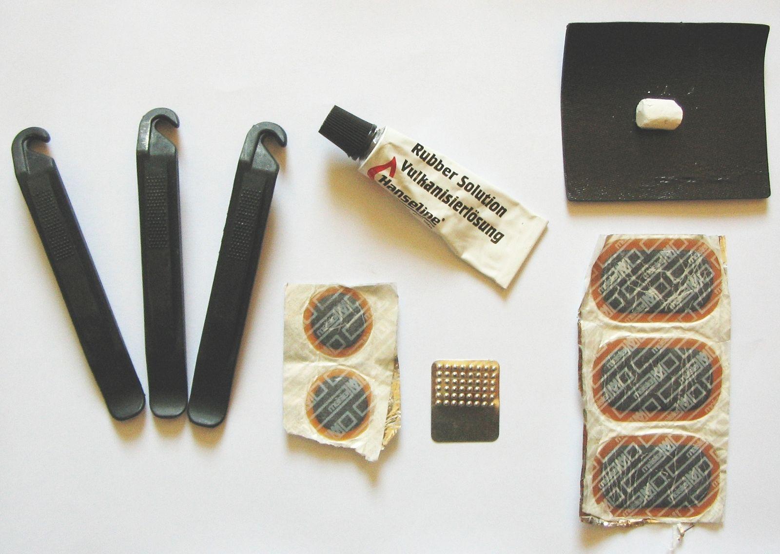 Puncture-repaire-kit